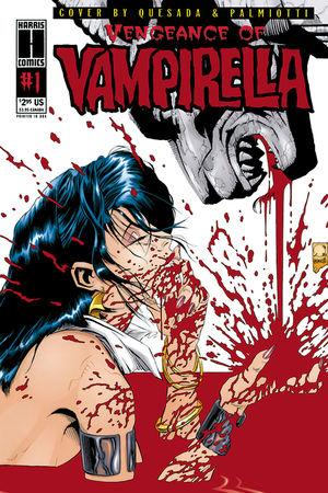 VENGEANCE OF VAMPIRELLA 1994 LTD REPLICA ED