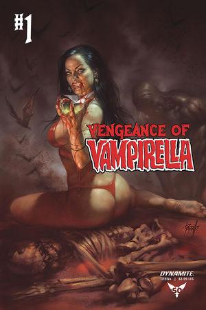 VENGEANCE OF VAMPIRELLA CVR D PARRILLO 1