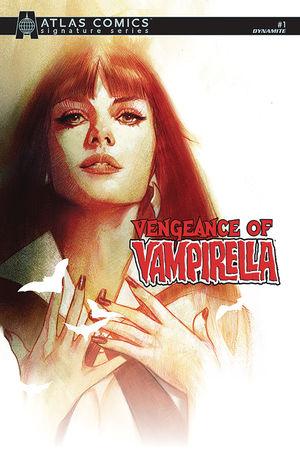 VENGEANCE OF VAMPIRELLA SNIEGOSKI SGN ATLAS ED 1