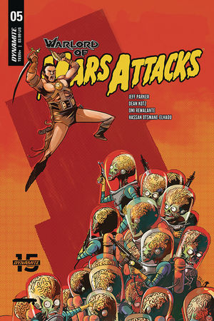 WARLORD OF MARS ATTACKS (2019) #5B
