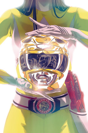MIGHTY MORPHIN POWER RANGERS (2016) #44 VAR