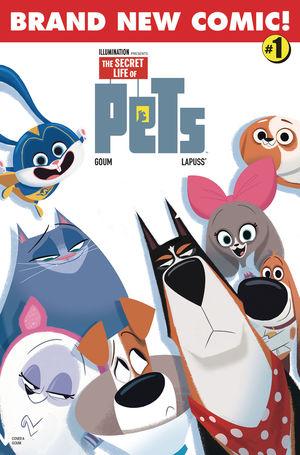 SECRET LIFE OF PETS VOL 2 (2019) #1