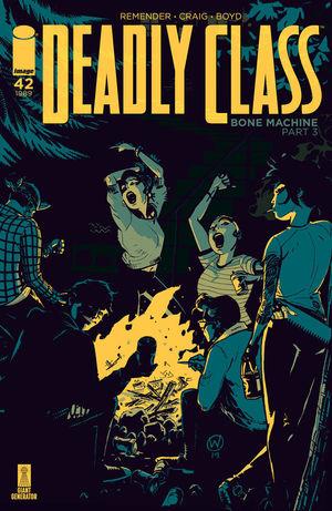 DEADLY CLASS CVR A CRAIG 42