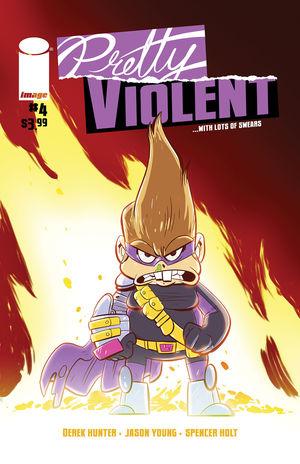 PRETTY VIOLENT (2019) #4