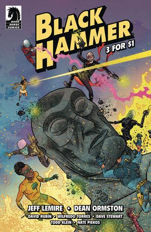 BLACK HAMMER 3 FOR $1 (2019) #1