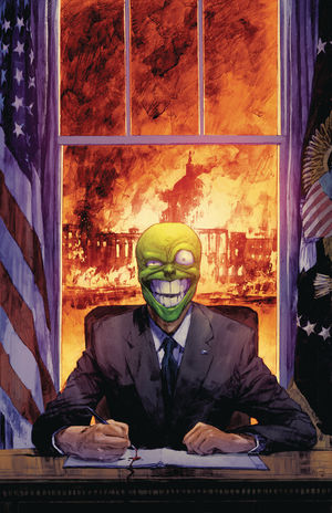 MASK I PLEDGE ALLEGIANCE TO THE MASK (2019) #2