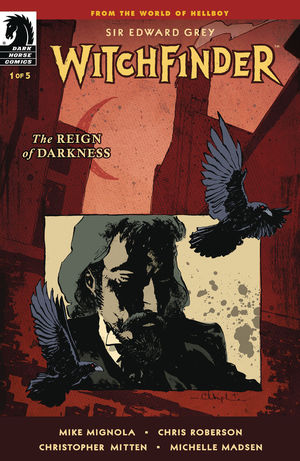 WITCHFINDER REIGN OF DARKNESS (2019) #1