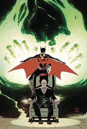 BATMAN BEYOND (2016) #38