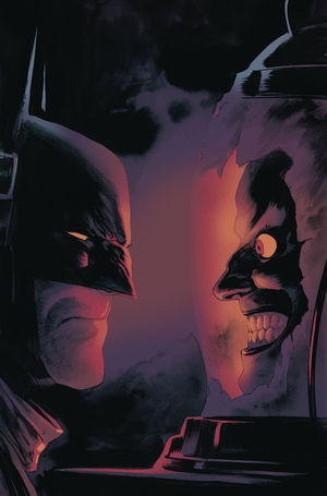 BATMAN LAST KNIGHT ON EARTH (2019) #3B