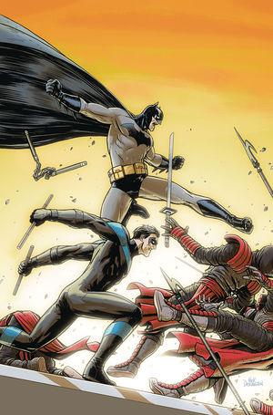 BATMAN UNIVERSE (2019) #5