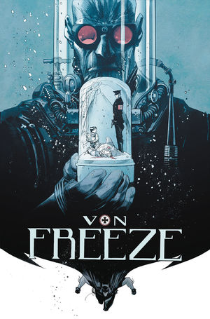 BATMAN WHITE KNIGHT PRESENTS VON FREEZE (2019) #1