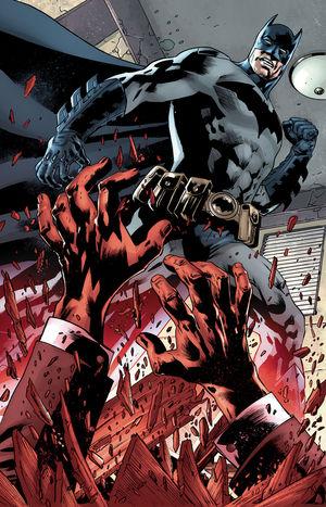 BATMANS GRAVE (2019) #2