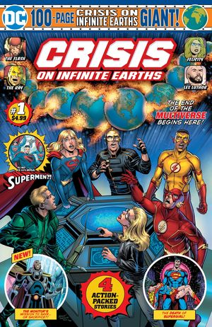 CRISIS ON INFINITE EARTHS GIANT (2019) #1