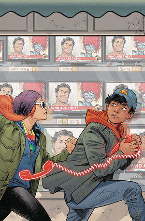DIAL H FOR HERO (2019) #9
