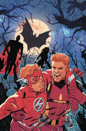 FLASH FORWARD (2019) #3