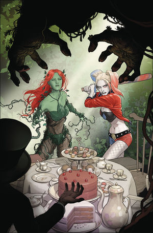 HARLEY QUINN AND POISON IVY (2019) #3