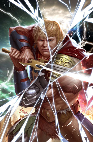 HE MAN AND THE MASTERS OF THE MULTIVERSE (2019) #1