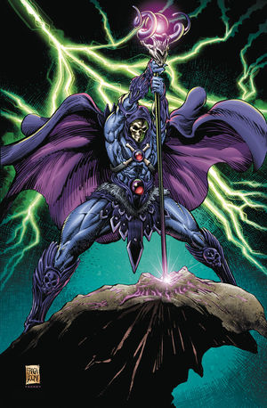 HE MAN AND THE MASTERS OF THE MULTIVERSE (2019) #1B
