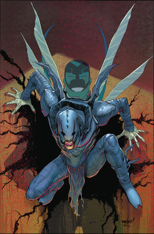 INFECTED SCARAB (2019) #1