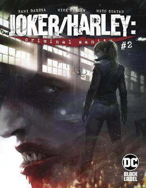 JOKER HARLEY CRIMINAL SANITY (2019) #2