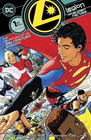 LEGION OF SUPER HEROES (2019) #1