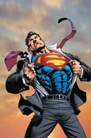 SUPERMAN UP IN THE SKY (2019) #5