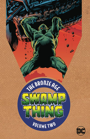 SWAMP THING THE BRONZE AGE TPB (2018-2020) #2