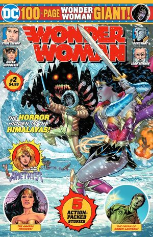 WONDER WOMAN GIANT (2019) #2