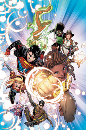 YOUNG JUSTICE (2019) #10