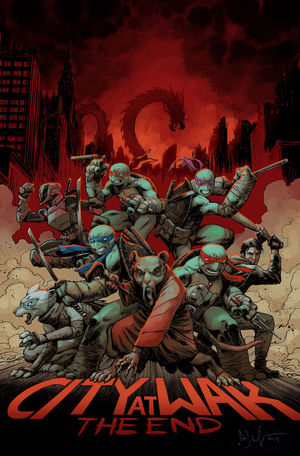 TEENAGE MUTANT NINJA TURTLES (2011 IDW) #100