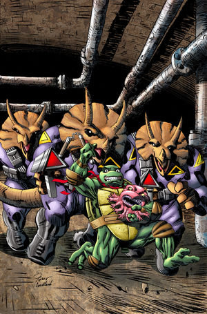 TEENAGE MUTANT NINJA TURTLES URBAN LEGENDS (2018) #19
