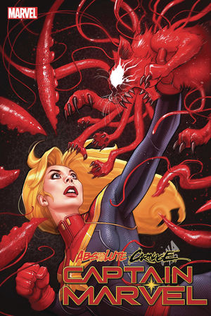 ABSOLUTE CARNAGE CAPTAIN MARVEL (2019) #1