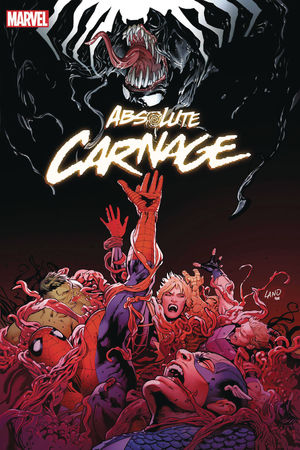 ABSOLUTE CARNAGE (2019) #5 LAND