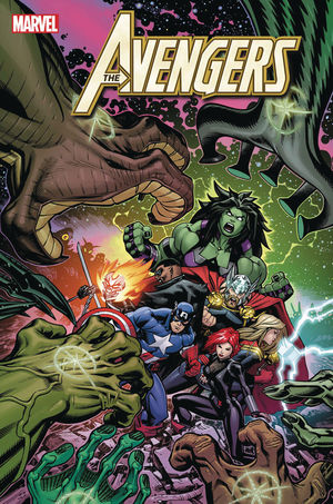 AVENGERS (2018 8TH SERIES) #27