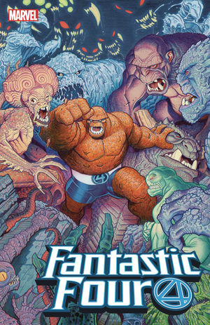 FANTASTIC FOUR (2018 6TH SERIES) #16