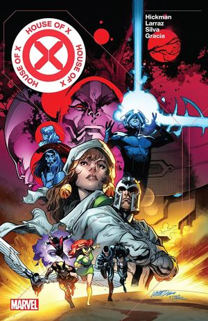 HOUSE OF X POWERS OF X HC (2019)