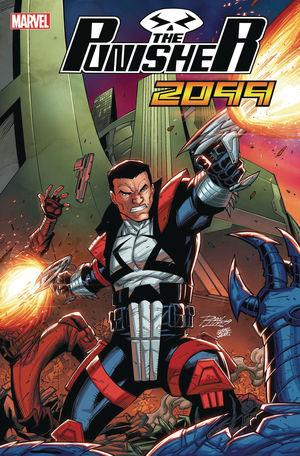 PUNISHER 2099 (2019) #1VAR