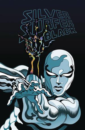 SILVER SURFER BLACK TREASURY EDITION TP (2019) #1
