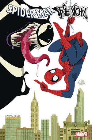 SPIDER-MAN AND VENOM DOUBLE TROUBLE (2019) #1