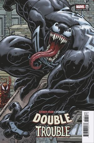 SPIDER-MAN AND VENOM DOUBLE TROUBLE (2019) #1 ADA