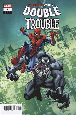 SPIDER-MAN AND VENOM DOUBLE TROUBLE (2019) #1 LUB