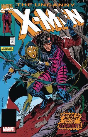 UNCANNY X-MEN FACSIMILE EDITION 266 #1