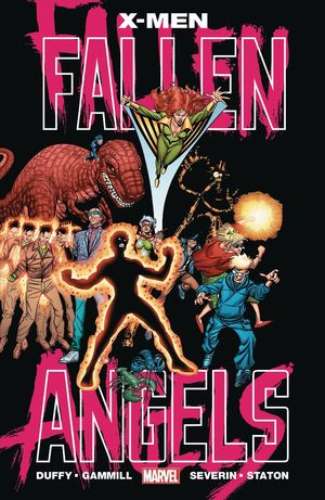 X-MEN TPB FALLEN ANGELS (2019) #1