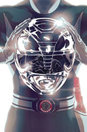 MIGHTY MORPHIN POWER RANGERS (2016) #45 VAR
