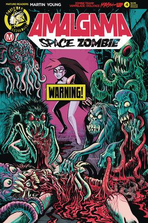 AMALGAMA SPACE ZOMBIE (2019) #4D
