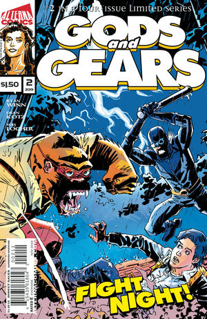 GODS AND GEARS (2019) #2