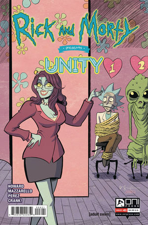 RICK AND MORTY PRESENTS UNITY (2019) #1B