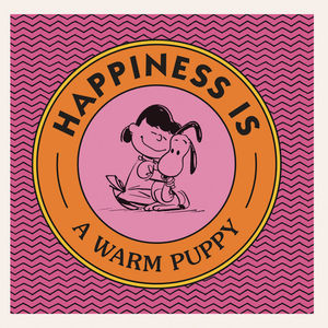 PEANUTS HAPPINESS IS WARM PUPPY HC (2019) #1