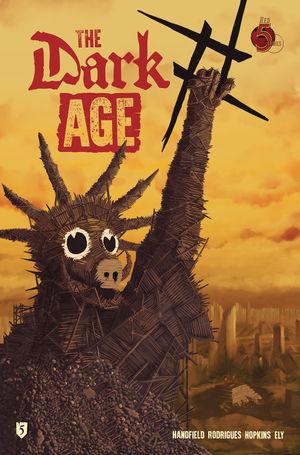 DARK AGE (2019) #5