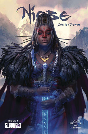 NIOBE SHE IS DEATH (2019) #1